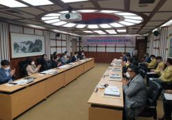 2020년 지역사회돌봄사업 업무협약식 - 5월 6일